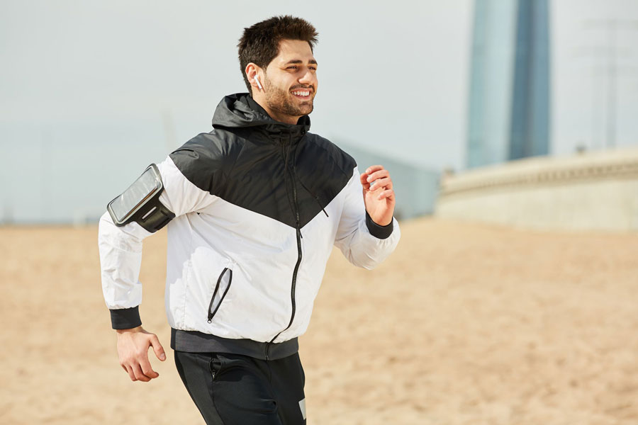 man-running-with-phone